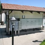 Resident mailboxes