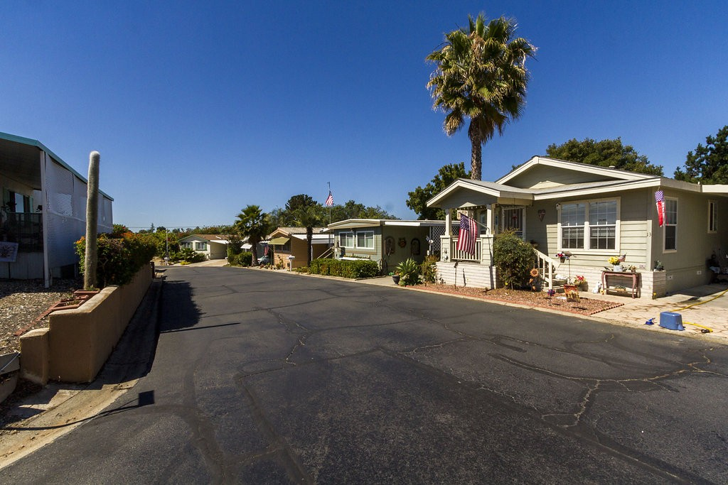 Fallbrook CA Mobile Homes For Sale A 55 Retirement Community