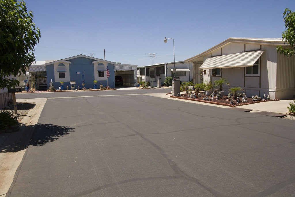 Crestview Estates, a 55 plus community in the aesthetically stunning Fallbrook with wide, paved streets, and well-maintained landscape.