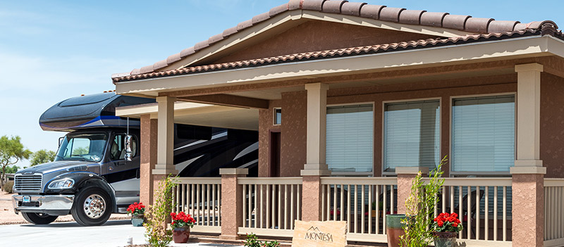 Montesa at Gold Canyon Mobile Homes For Sale : Senior Living Community