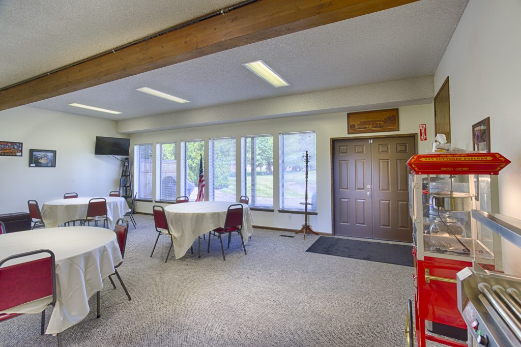 Mountain Villa, an active 55 plus community with a large community center to enjoy activities with neighbors and friends.