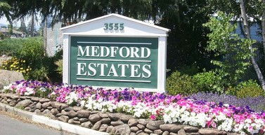 View Medford Estates Manufactured Homes Community