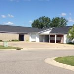 Avalon Estates, an all age manufactured home community located in North Mankato Minnesota has on site management office and mailboxes for the residents.