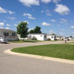 A very clean and quiet neighborhood. Homes are well kept and lawns manicured.