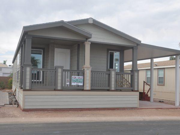 View 653-8010-118 2019 CAVCO Beautiful 3 Bedroom, 2 Bathroom, Large Kitchen with 6 Months Free Rent VIN# CAV110AZ19