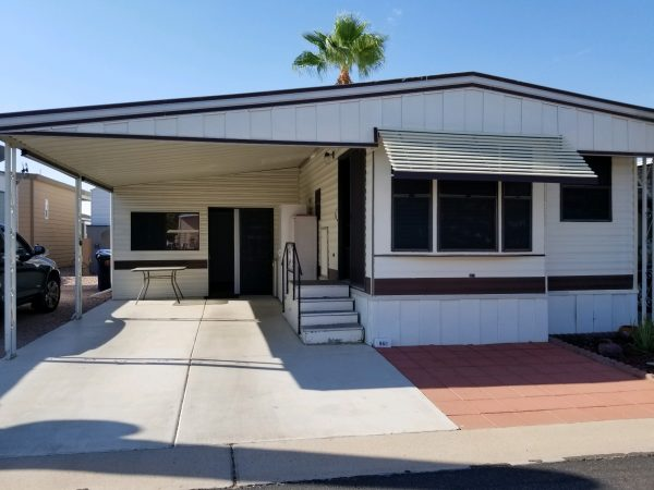 View 651-8390-972 1985 MALLARD ARIZONA ROOM 2 CAR PARKING GREAT OUTDOOR LIVING SPACE PRICED TO SELL VIN#1U82M0R24FA014635
