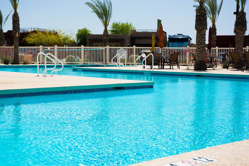Superstition, an upscale and active 55 plus community with access to multiple amenities.