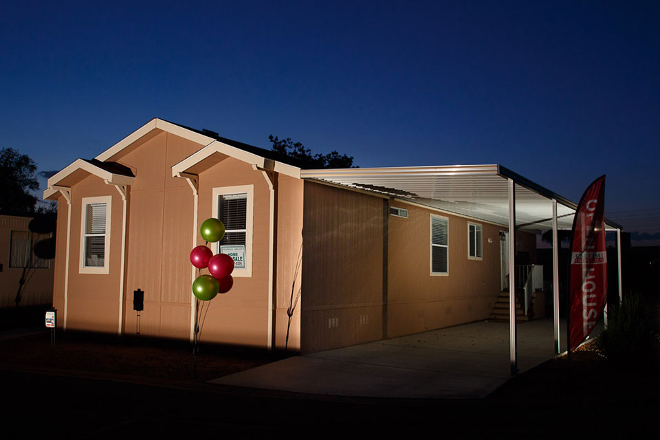 Glendale Cascade, an all age manufactured home community has homes for sale. Call 877-354-9384