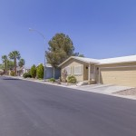 Tropicana Palms, an active 55 plus manufactured home community, has wide, clean paved and quiet streets.