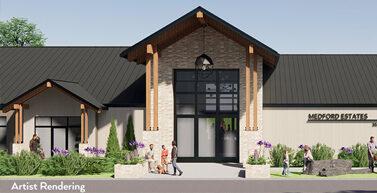 View Medford Estates Manufactured Home Community