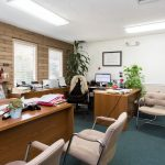 Leasing office to the community center houses wonderful staff and a business casual environment