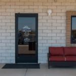 Cimarron Trails office entrance.