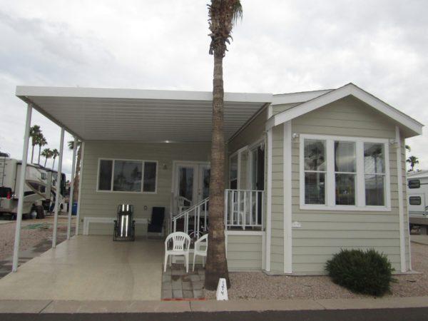 View 651-4121-133 2012 Cavco w/ Raised Arizona Room PRICE REDUCED!