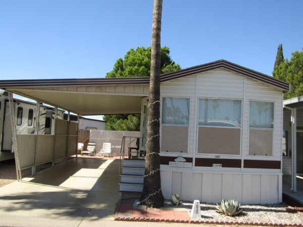 View 651-0281-133 1992 Cavco Along S. Wall w/ Private Back Patio REDUCED PRICE/MOTIVATED SELLER!!!