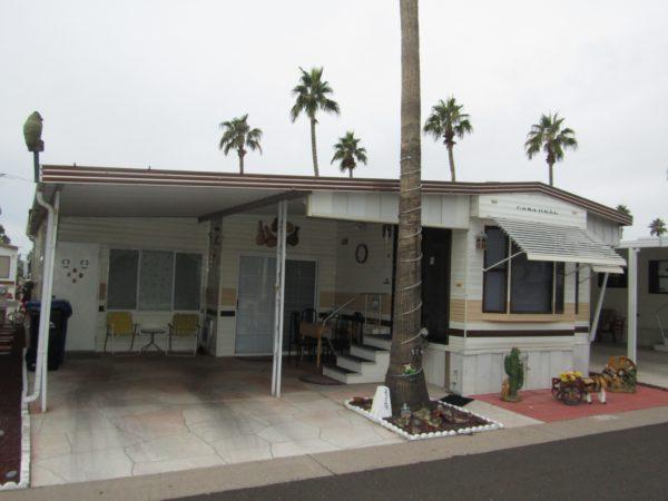 View 651-9232-133 1983 Casa Real Arizona Room w/ 2nd Bath REDUCED PRICE!!!