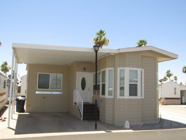 View 651-4010-133 2016 Canyon Vista Front Kitchen & Raised AZ Room