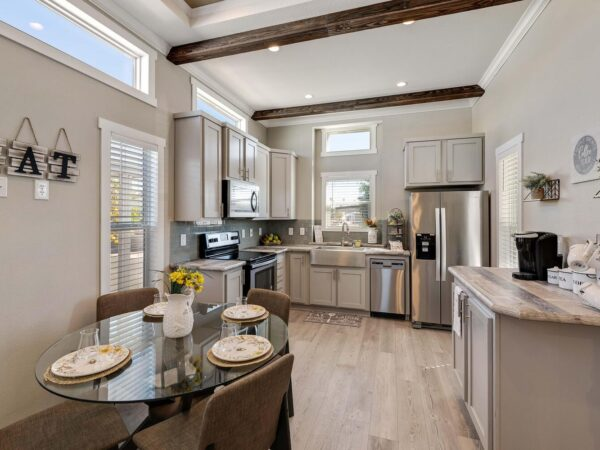 "View 653-0180-120 ~ 2019 Athens Austin Deluxe Park Model ~ ""Ask about Special Incentives"""