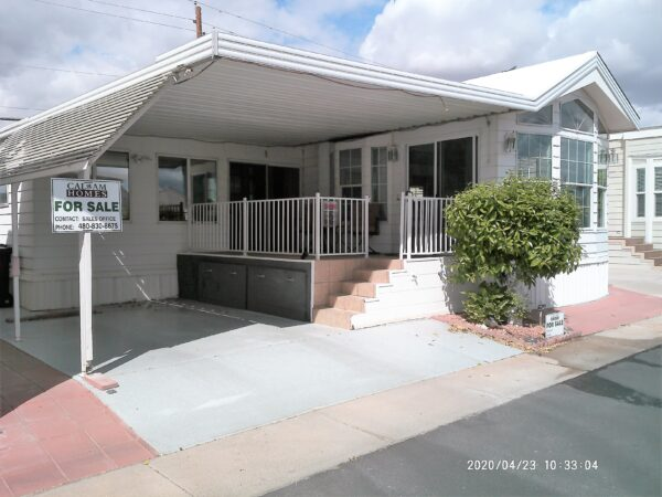View 651-0622-120 ~ 1999 Casa Mesa Park Model ~ Pet Section ~ JUST LISTED!! ON THE WALL!