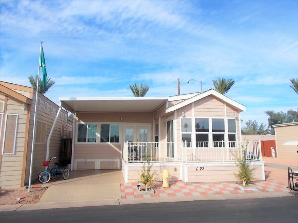 View 651-22L0-120 ~ 2012 Cavco Park Model ~ ON THE WALL! ~ Pet Section ~ New Listing!!