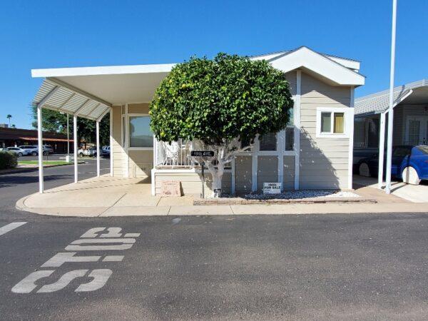 View 651-6491-120 ~ 2012 Cavco Park Model~ Pet Section~ VIN#46NPC344XC4001130  ~SALE PENDING~